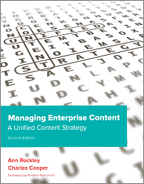 Cover of enterprise content